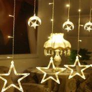 ماه و ستاره آویز