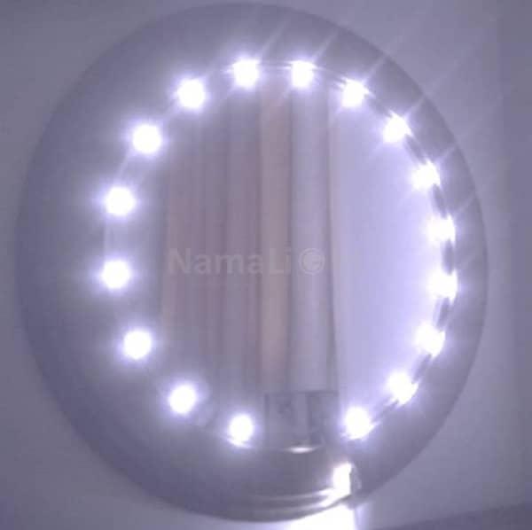 چراغ آینه هالیوودی COB