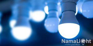 لامپ ال ای دی ( LED )