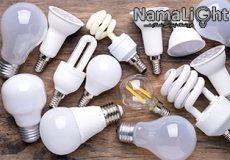 معرفی-انواع-لامپ