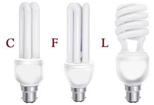 لامپ فلوئورسنت فشرده یا CFL