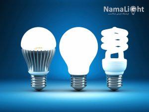 قیمت لامپ های ال ای دی